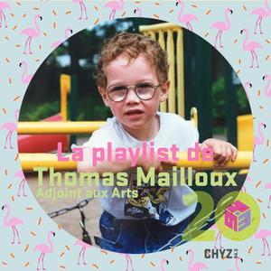 La Playlist de Thomas Mailloux : 22 juin 2017