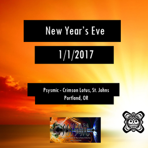 New Year's Eve Show Recording from Psysmic