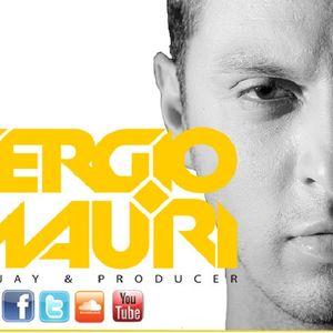 Sergio Mauri Radioshow Mix (August 2012)
