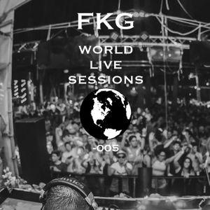 FRANK G DJ - FKG WORLD LIVE SESSIONS - 005