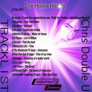 The House History on Contact-Dance 23 feb 2015 hosted by Chris Double U