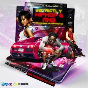 @DJNateUK - Strictly Hip Hop & RnB Vol 1 - Winter 2015 Mix | #StrictlyHipHopAndRnB