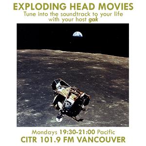 radio free gak #75 - Lunar rhapsodies (2009 July 20)