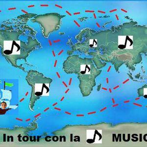 in tour con la musica 18-01-2013 (ospite dario bafunno)