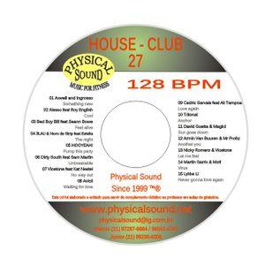 House - Club Vol.27