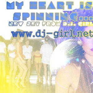 DJGirl - My heart is spinning |May 2009 DJ set