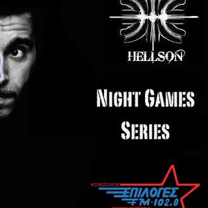 John Hellson presents The Night Games Series Vol.14  (Music Therapy , The Radio Show)