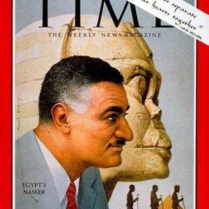 Chronique du mercredi 04 mai 2011 - Gamal Abdel Nasser