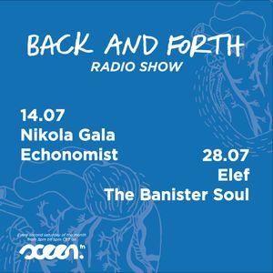 BAF007 Radio Show on Sceen FM: Echonomist