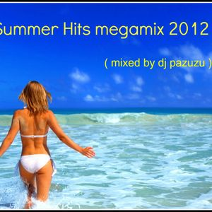 Summer Hits Megamix 2012 ( mixed by dj Michalis Kritikos )