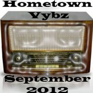 HometownVybz September 2012 Auxburg Reggae Radio Station