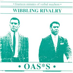 Oasis - Wibbling Rivalry (1995) and 1996 Interview