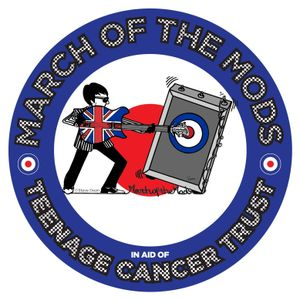 its a mod thing....march of the mods tamworth...revisited