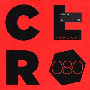 CLR Podcast 080 | DJ Emerson