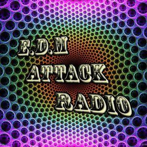 #033 EDM Attack Radio With DjNaughtyNate