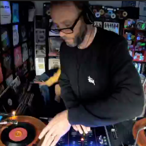 Skeg live stream mix for Forty Five Day 2020