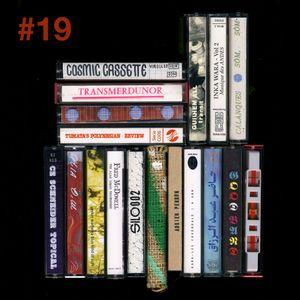 "► COSMIC CASSETTE ❥ 19 : ""AVANT L'ENVOL"""