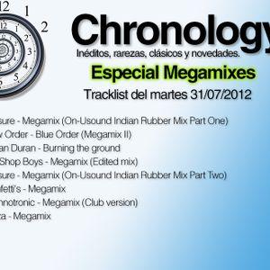 Chronology 31jul2012