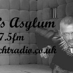 The Asylum - 13 Sep 13