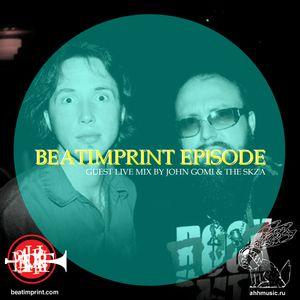 BEATIMPRINT EPISODE [AHH#002] Guest Live Mix by John Gomi