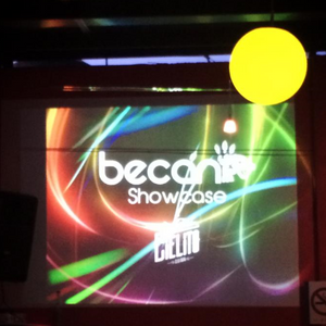 Shade @ Becán Showcase 2.0 [26-10-2014)