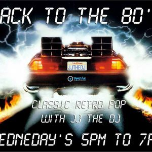 Back To The 80's LIVE on www.traxfm.org 24/8/2016