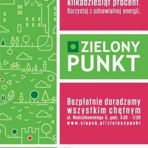 "Debata ""Zielona energia, zielona praca – jak skorzysta Słupsk?"""
