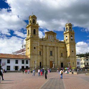Lugares marianos en Colombia