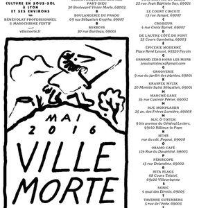 Agenda Villemorte / S1 Mai