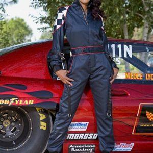 Nicole Lyons (@nicolelyonsnhra) Pro Race Car Driver