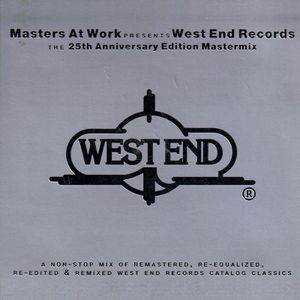 MAW West End Records - The 25th Anniversary Mastermix CD1