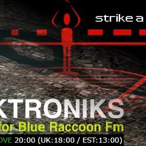 Blaktroniks - Strike A Balance (Exclusive for Blue Raccoon Fm)