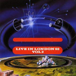 awol live in london  Dr. S Gachet & Darren Jay