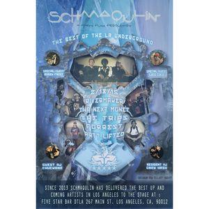 DJ Chuck 1-Schmaqulin Set 3 (After The Next Monet)