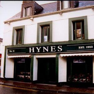 The Closure Of Hynes Shoe Shop Castlebar (crcfm)