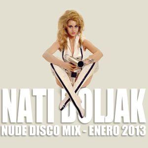 Nude Disco Mix Enero 2013