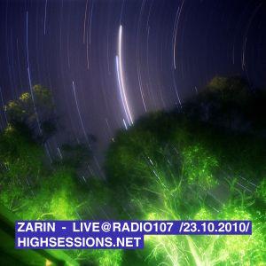 Live @ Radio 107 (FM 23.10.2010)