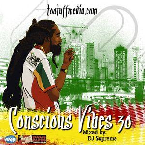 DJ Supreme - Conscious Vibes 30