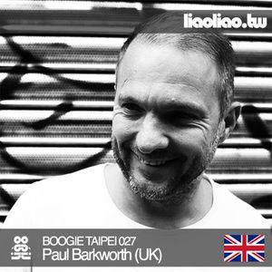 BT027 - Paul Barkworth (UK)