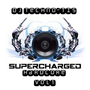 DJ techno-tis supercharged hardcore mix 25 4 2016