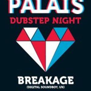 Bass Palais 3.2.12 Big MD's Warmup
