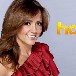 Andrea Legarreta apuntadisima para producir HOY