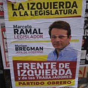 Entrevista a Marcelo Ramal, candidato a Legislador de la ciudad por el Frente de Izquierda