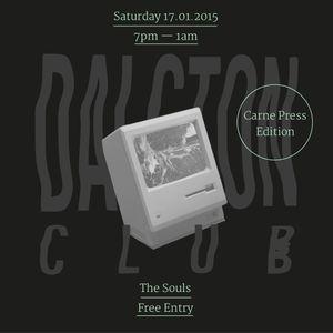 Set @ Dalston Club (London, 17th of January 2015) B2B with Dinosaur Jack