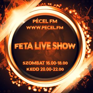 Pécel.Fm 2012.11.03. Adás Feta live Show