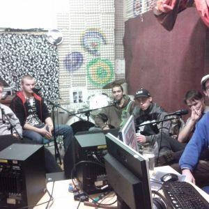 Vrak show Radio Rastafari 13 - Memento Mori [ Geth & Karel ]