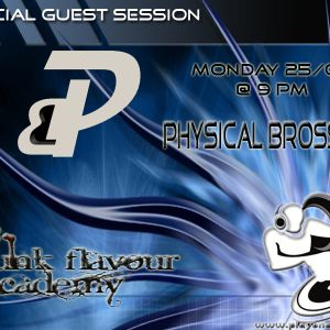 Junk Flavour Academy on Play One Radio N°40 - Physical Bross