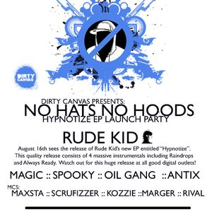 Antix .No Hats No Hoods Mix. One
