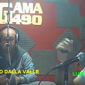Marcelo Vidal en La Visera 22-12-14