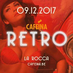 dj Pat Krimson @ La Rocca - Cafeina Retro 09-12-2017